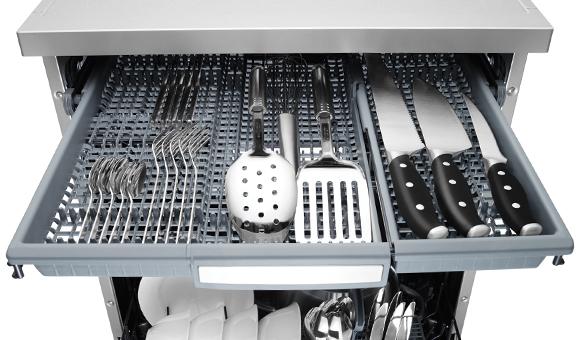FlexRack cutlery tray