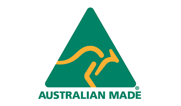 Designed and made in Australia