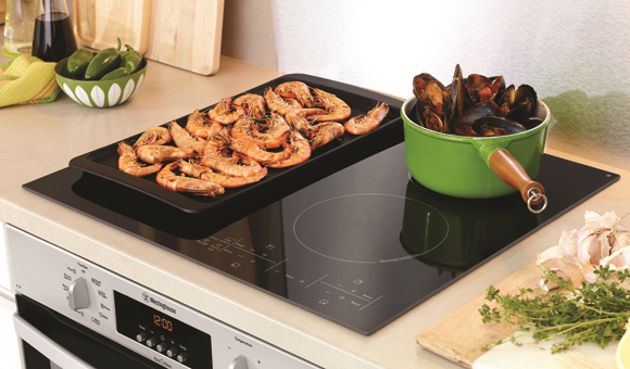 FamilyFlex Induction for versatile cooking