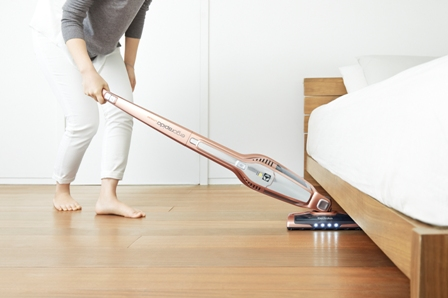 Effortless cleaning and easy to use