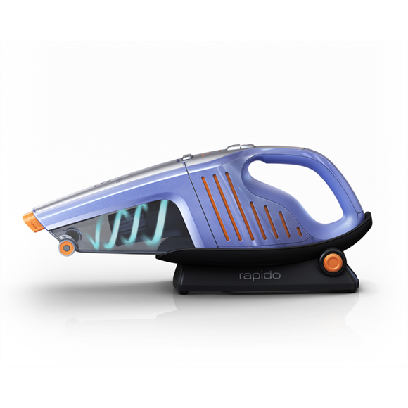 Convenient & powerful quick cleaning