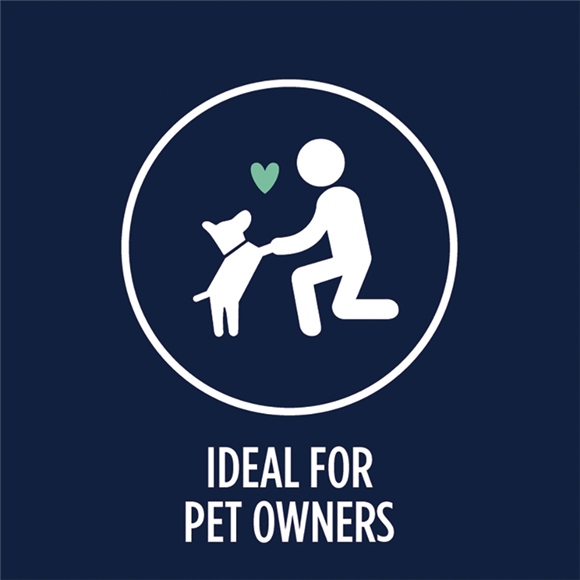 Ideal for Pet Owners