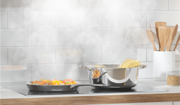 Banish kitchen smoke and odours