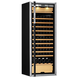 Transtherm 165 Bottle Three Zone Wine Cabinet