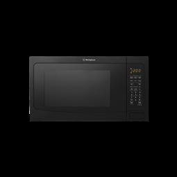 40L Benchtop Black Microwave