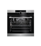 60cm SteamPro multi-function 25 oven with SousVide, stainless steel: BSK892330M