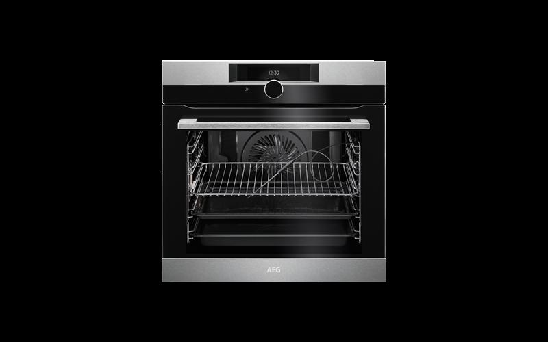 AEG 60cm SenseCook PyroLuxe™ Oven BPK842320M
