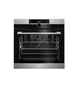60cm SenseCook multi-function 16 Pyroluxe™oven, stainless steel: BPK842320M
