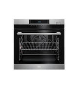 60cm SteamCrisp multi-function 19 oven, stainless steel: BSK774320M