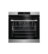 60cm SenseCook multi-function 16 Pyroluxe™oven, stainless steel: BPK742320M