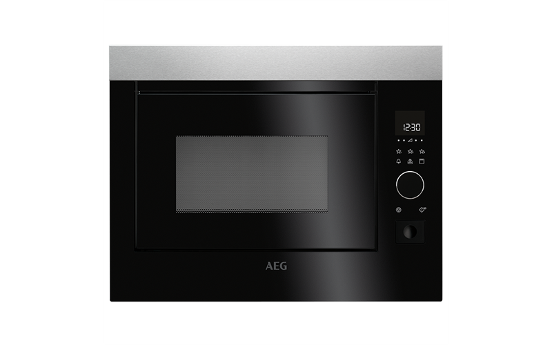 AEG 46cm Built in Microwave with Grill MBE2658D-M