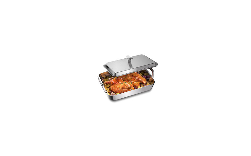 AEG Roasting Dish with Lid A9KLLC0