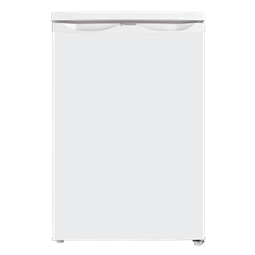 White 138L bar fridge