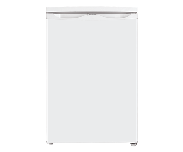 WRM1400WD_Bar Fridge_White_Hero_Door Closed.png