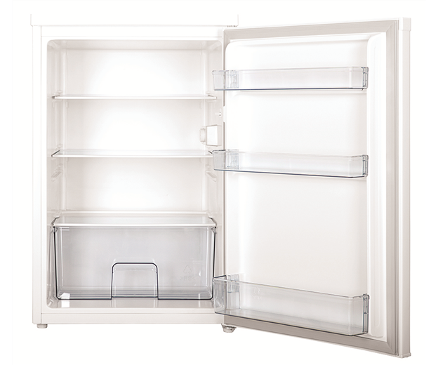 WRM1400WD_Bar Fridge_White_Hero_Door Open.jpg