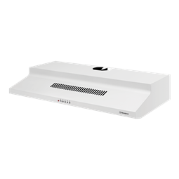 90cm Fixed white Rangehood