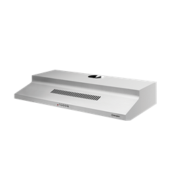 90cm fixed stainless steel rangehood.