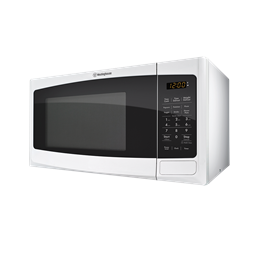 23L white countertop microwave oven