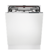60cm fully integrated dishwasher with ComfortLift: FSE83806P