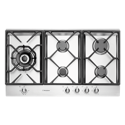 90cm stainless steel gas cooktop