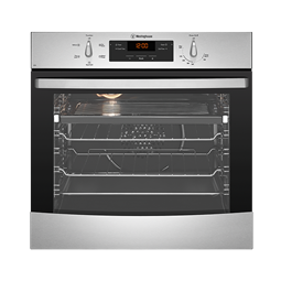 60cm stainless steel multifunction oven