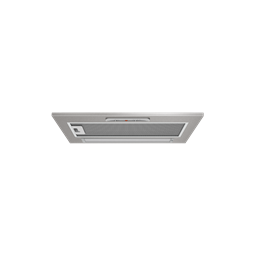 51cm Integrated rangehood, stainless steel