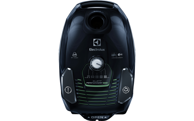Toppen SilentPerformer Bagged Green - Recycled Black (ESP7GREEN ZA-22