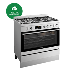 90cm pyrolytic freestanding cooker