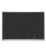 80cm SenseFry 4 zone induction cooktop: IAE84851XB