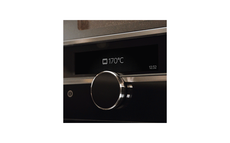 AEG 60cm SteamBoost multi-function 22 compact oven, stainless steel KSK882220M