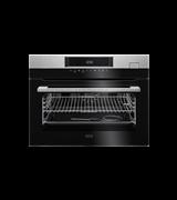 45cm SteamBoost Oven: KSK782220M