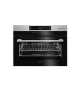 60cm SteamBoost multi-function 22 compact oven, stainless steel: KSK782220M