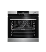 60cm SteamBoost multi-function 21 oven, stainless steel: BSK882320M