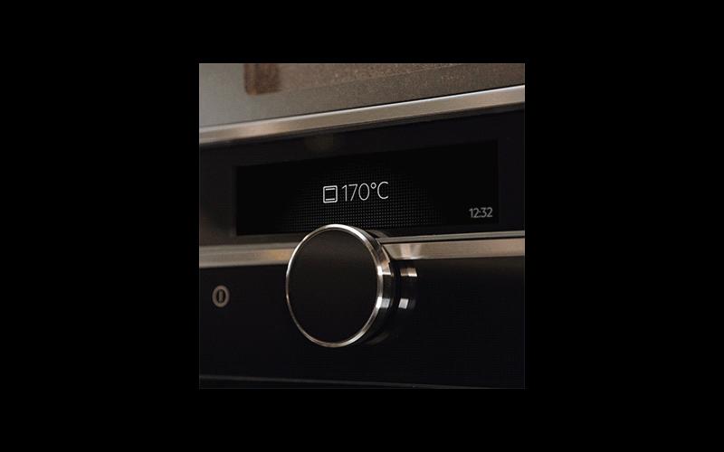 AEG 60cm SteamBoost Oven BSK882320M