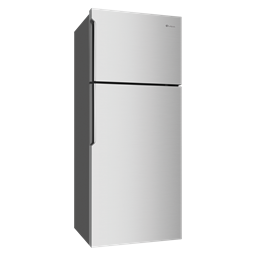 460L Stainless steel top mount fridge