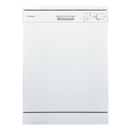 60cm white freestanding dishwasher