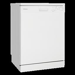 60cm white freestanding dishwasher