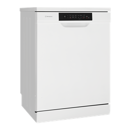 Freestanding dishwasher, white