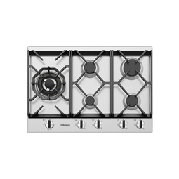 75cm 5 burner stainless steel gas cooktop