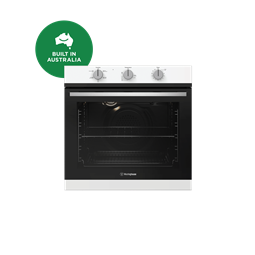 60cm multi-function 5 oven, white