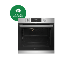 60cm multi-function 10 pyrolytic oven, stainless steel