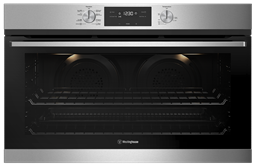 90cm multi-function 8 oven, stainless steel