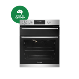60cm multi-function 5 oven with separate grill, stainless steel