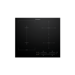 60cm 4 zone induction cooktop with BoilProtect