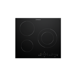 60cm 3 zone ceramic cooktop