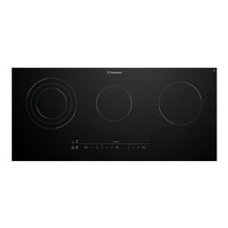 90cm 3 zone ceramic cooktop