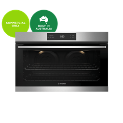 90cm multi-function 11 oven, stainless steel