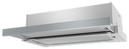 60cm slide out rangehood, stainless steel