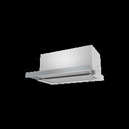 60cm slide-out rangehood, s/steel front