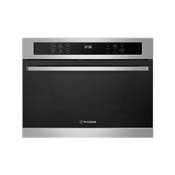 44L built-in combi microwave, stainless steel